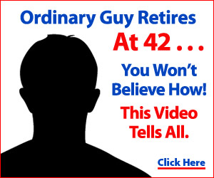 Ordinary Guy Retires At 42